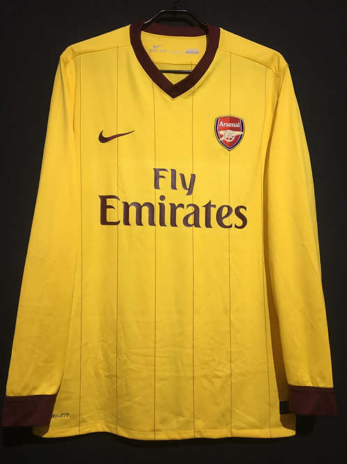 【2010/12】 / Arsenal / Away & 3rd