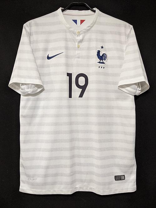 【2014】 / France / Away / No.19 POGBA