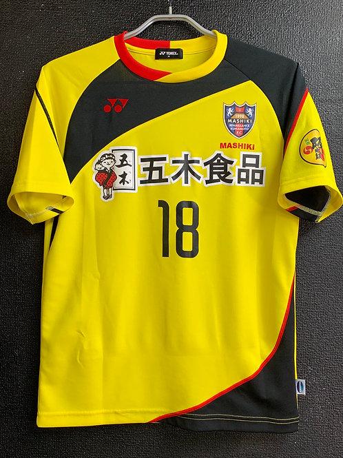【2015】 / Kumamoto Renaissance FC / Home / No.18
