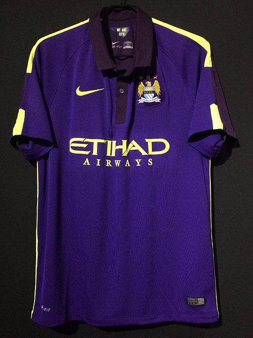 【2014/15】/ Manchester City / 3rd