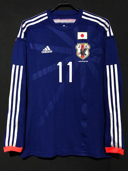 【2014/15】 / Japan / Home / No.11 USAMI / Authentic