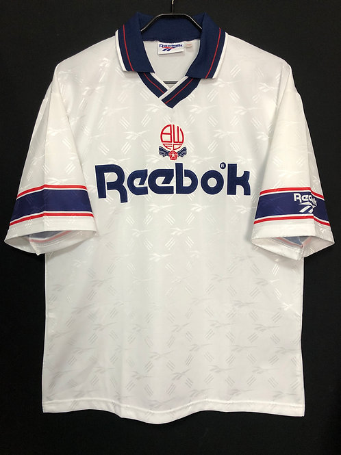 【1993/95】 / Bolton Wanderers / Home