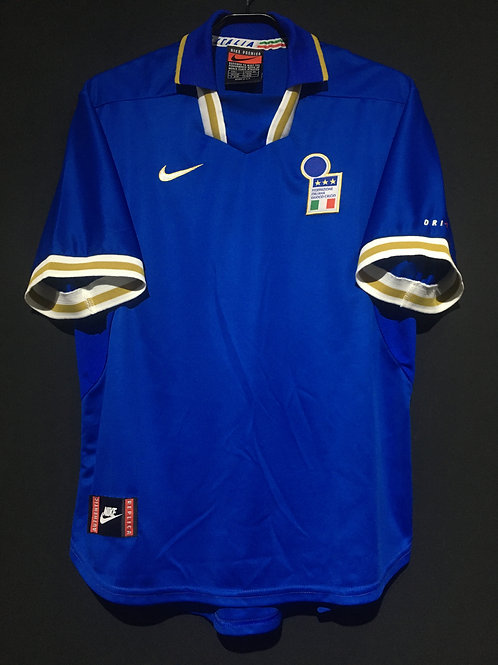 【1996/97】 / Italy / Home