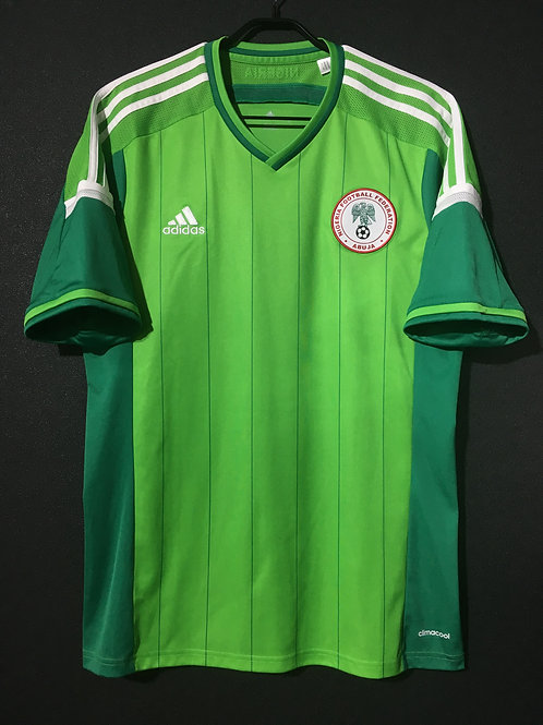 【2014/15】 / Nigeria / Home