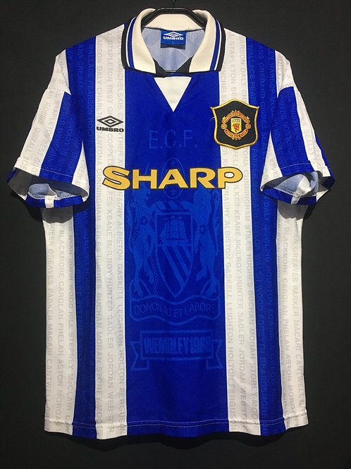 【1994/96】 / Manchester United / 3rd