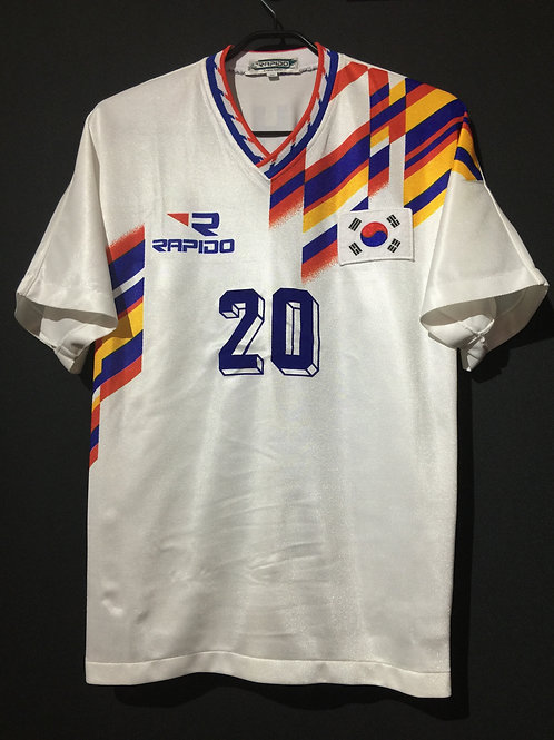 【1993】 / South Korea / Away / No.20 M B HONG