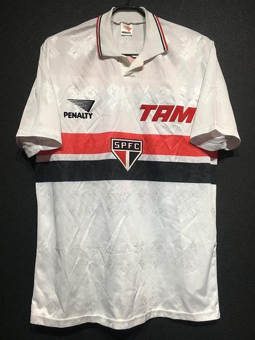 【1993/94】 / Sao Paulo FC / Home / No.10