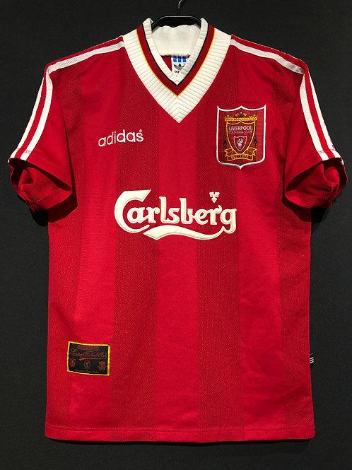 【1995/96】 / Liverpool F.C. / Home