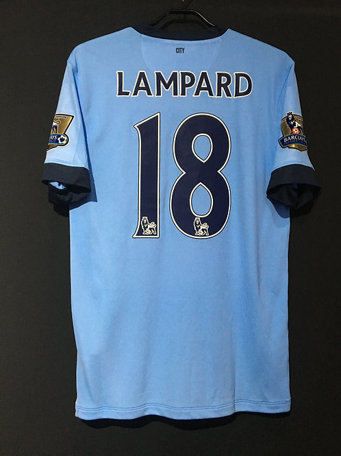 【2014/15】/ Manchester City / Home / No.18 LAMPARD