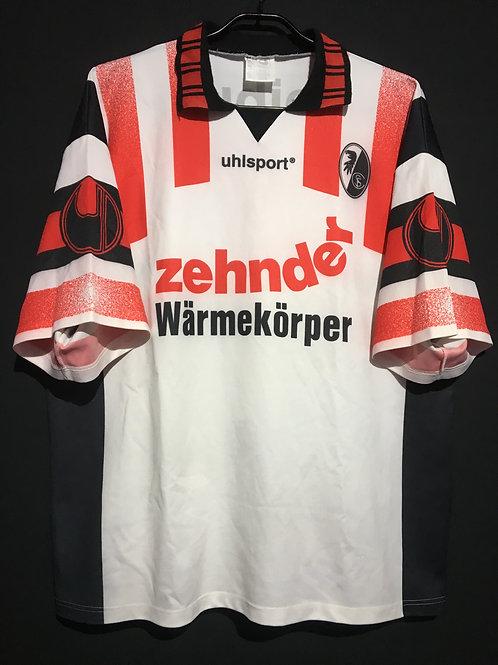 【1995/96】 / SC Freiburg / Away