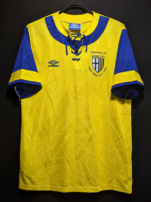【1994】 / Parma / Away / No.10 / European Cup Winners Cup FINAL