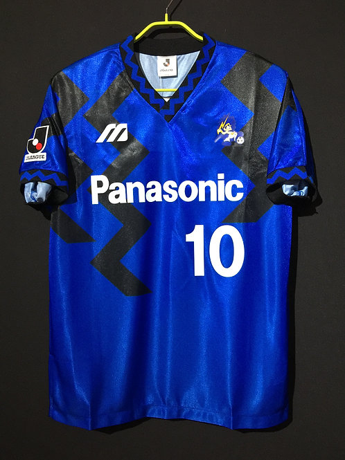 【1993/94】 / Gamba Osaka / Home / No.10