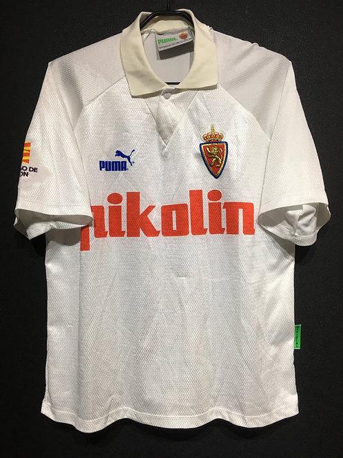 【1994/95】 /  Real Zaragoza / Home
