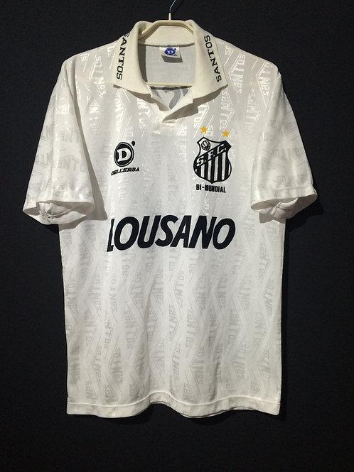 【1994】 / Santos FC / Home / No.10