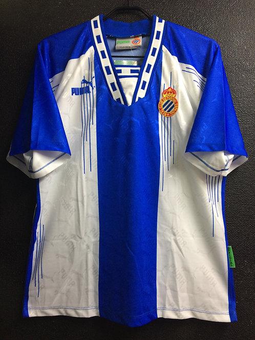 【1994/95】 / RCD Espanyol / Home