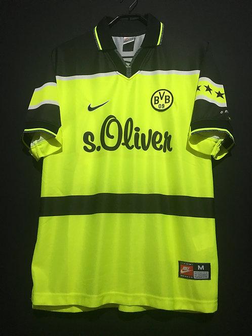【1997/98】 / Borussia Dortmund / Home / No.14