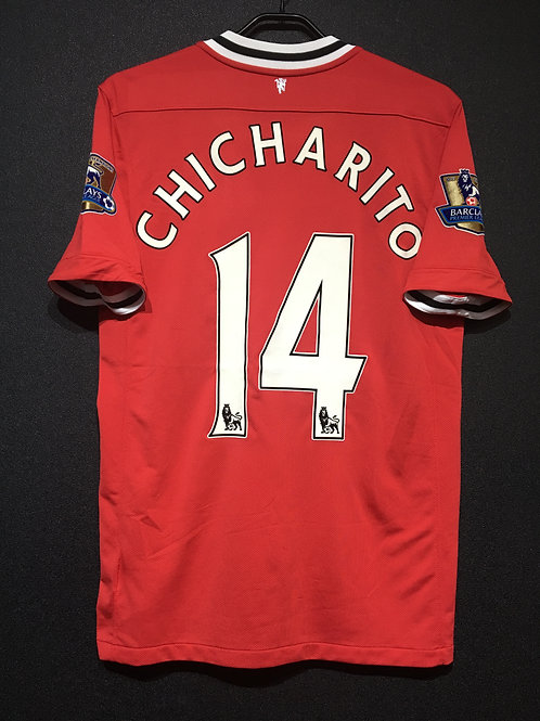 【2011/12】 / Manchester United / Home / No.14 CHICHARITO