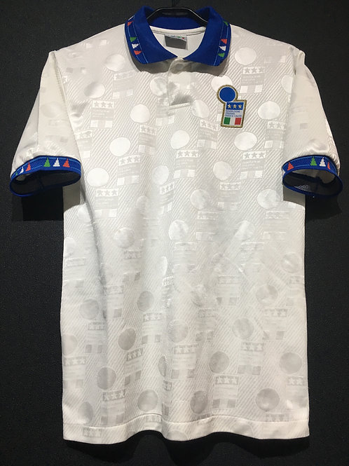 【1994】 / Italy / Away / Made in Japan / Player Issue