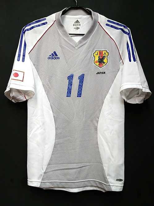 【2002/03】 / Japan / Away / No.11 SUZUKI