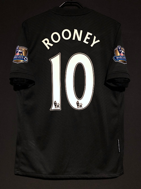 【2009/10】 / Manchester United / Away / No.10 ROONEY