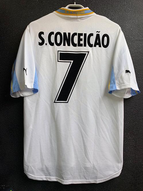 【2000】 / S.S. Lazio / SP / No.7 S.CONSEICAO / 100th Anniv. / Phase1