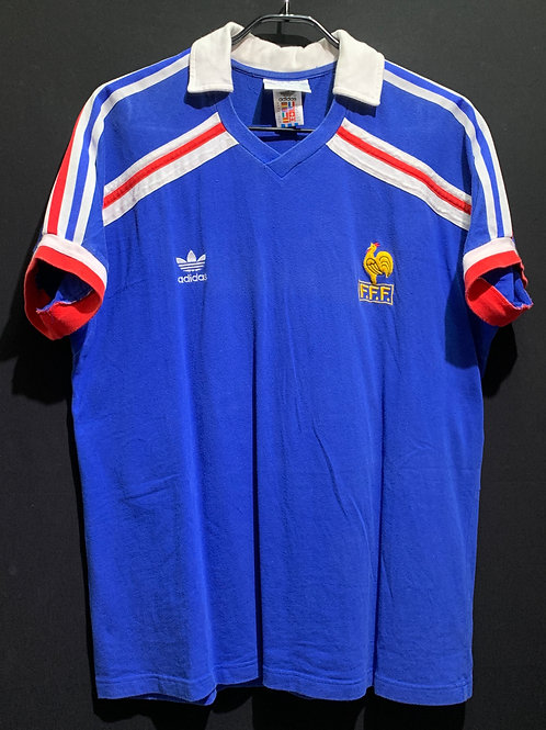 【1986/87】 / France / Home / No.11 / Reproduction