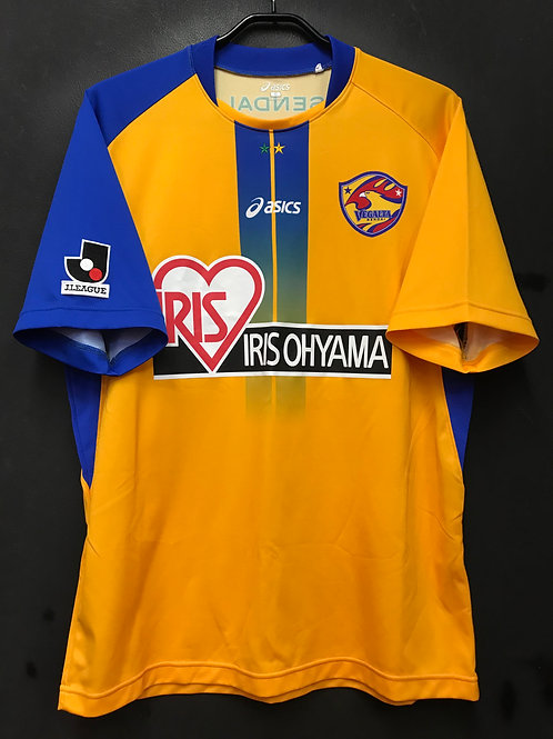 【2009】 / Vegalta Sendai / Home / Promoted to J1