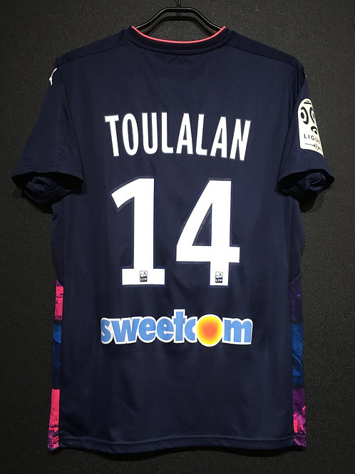 【2016/17】 / Bordeaux / 3rd / No.14 TOULALAN