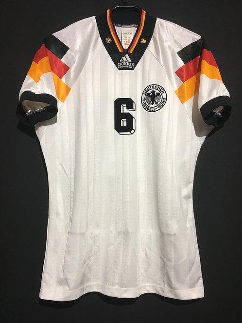 【1992/93】 / Germany / Home / No.6 BUCHWALD