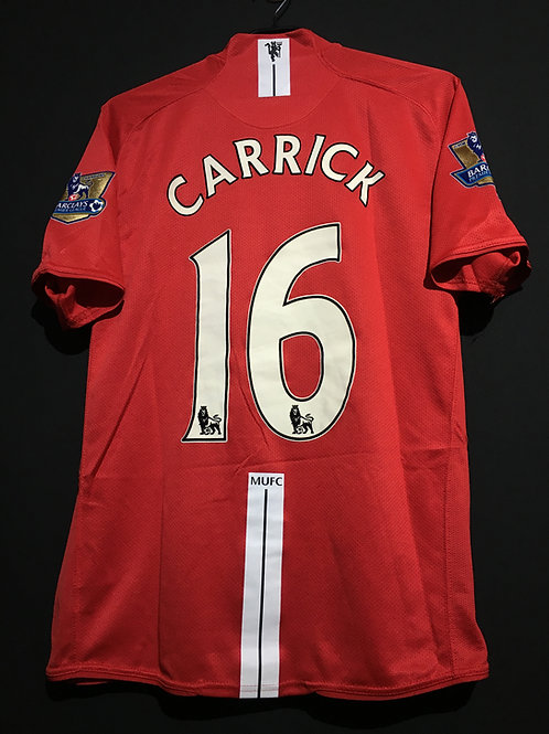 【2008/09】 / Manchester United / Home / No.16 CARRICK