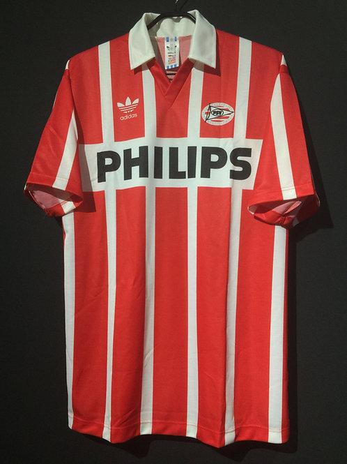 【1990/91】 / PSV / Home / No.9