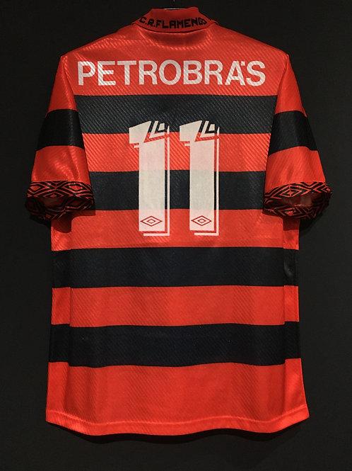 【1996】 / Clube de Regatas do Flamengo / Home / No.11