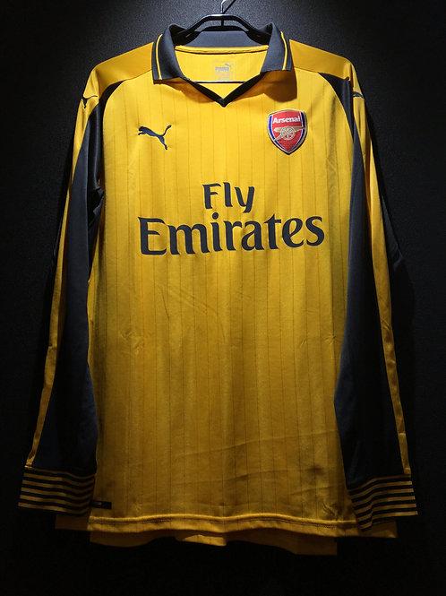 【2016/17】 / Arsenal / Away