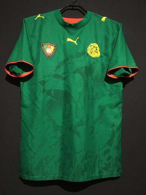 【2006/07】 / Cameroon / Home