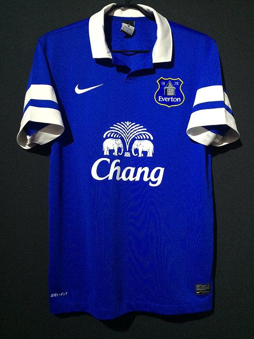 【2013/14】 / Everton / Home