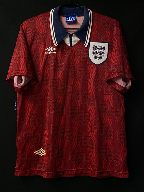 【1994/95】 / England / Away
