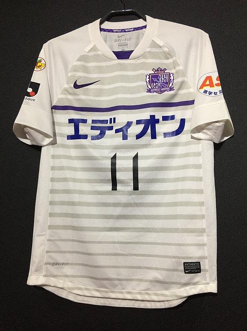 【2012】 / Sanfrecce Hiroshima / 3rd / No.11 HISATO