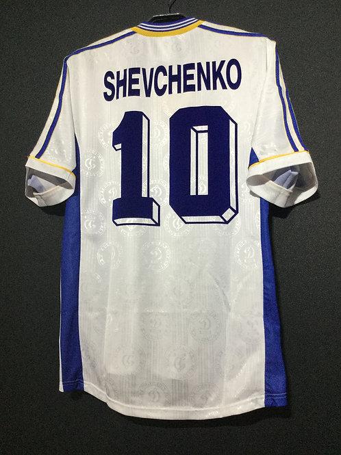 【1998/99】 / FC Dynamo Kyiv / Away / No.10 SHEVCHENKO