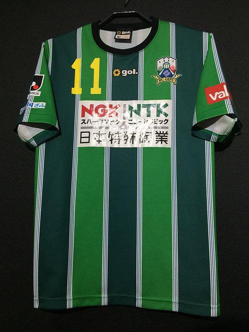 【2014】 / FC Gifu / Home / No.11