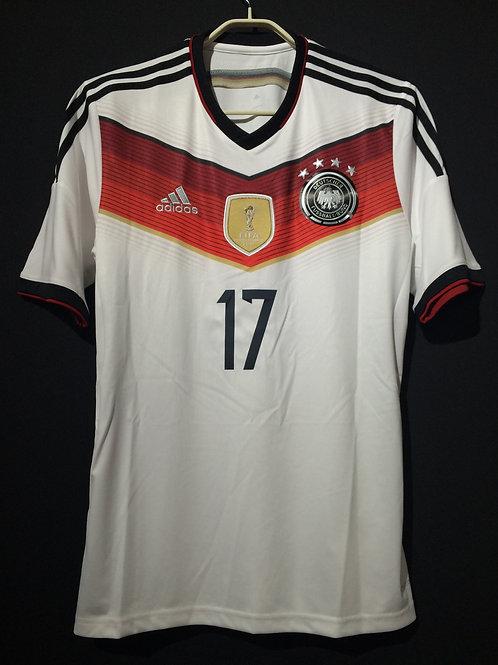 【2015】 / Germany / Home / No.17 BOATENG