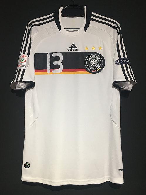 【2008】 / Germany / Home / No.13 BALLACK / UEFA European Championship