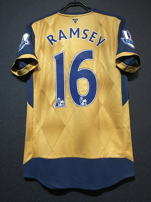 【2015/16】 / Arsenal / Away / No.16 RAMSEY