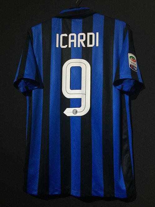 【2015/16】 / Inter Milan / Home / No.9 ICARDI