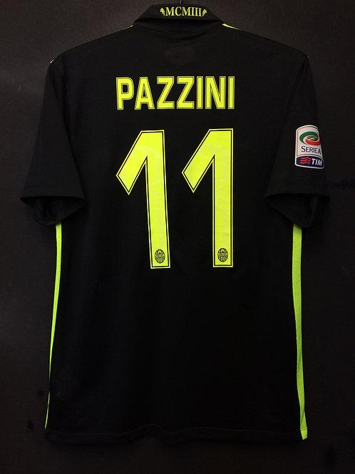 【2015/16】 / Hellas Verona / Away / No.11 PAZZINI