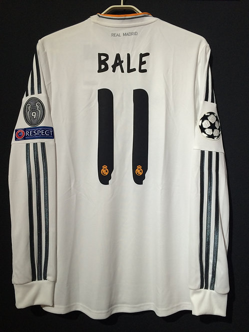 【2014】 / Real Madrid C.F. / Home / No.11 BALE / UCL Final