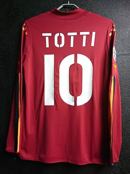 【2003/04】 / A.S. Roma / Home / No.10 / TOTTI
