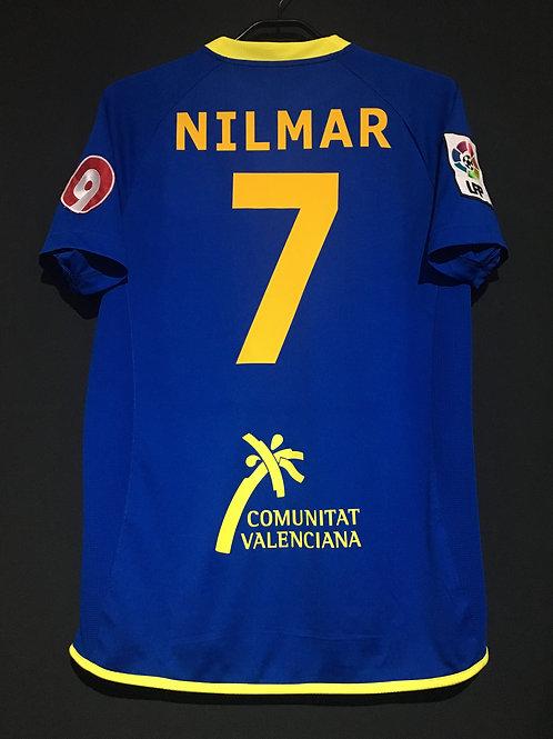 【2011/12】 / Villarreal CF / Away / No.7 NILMAR