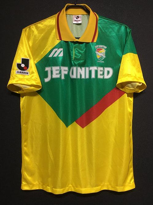 【1993/96】 / JEF United Chiba / Home