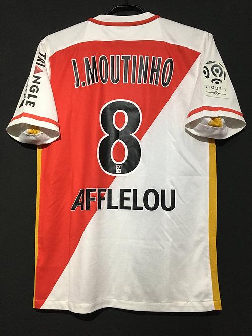 【2015/16】 AS Monaco / Home / No.8 AFFLELOU