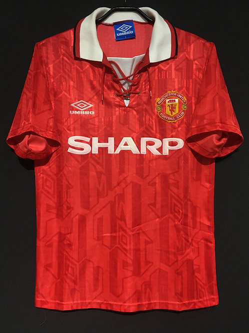 【1992/94】 / Manchester United / Home